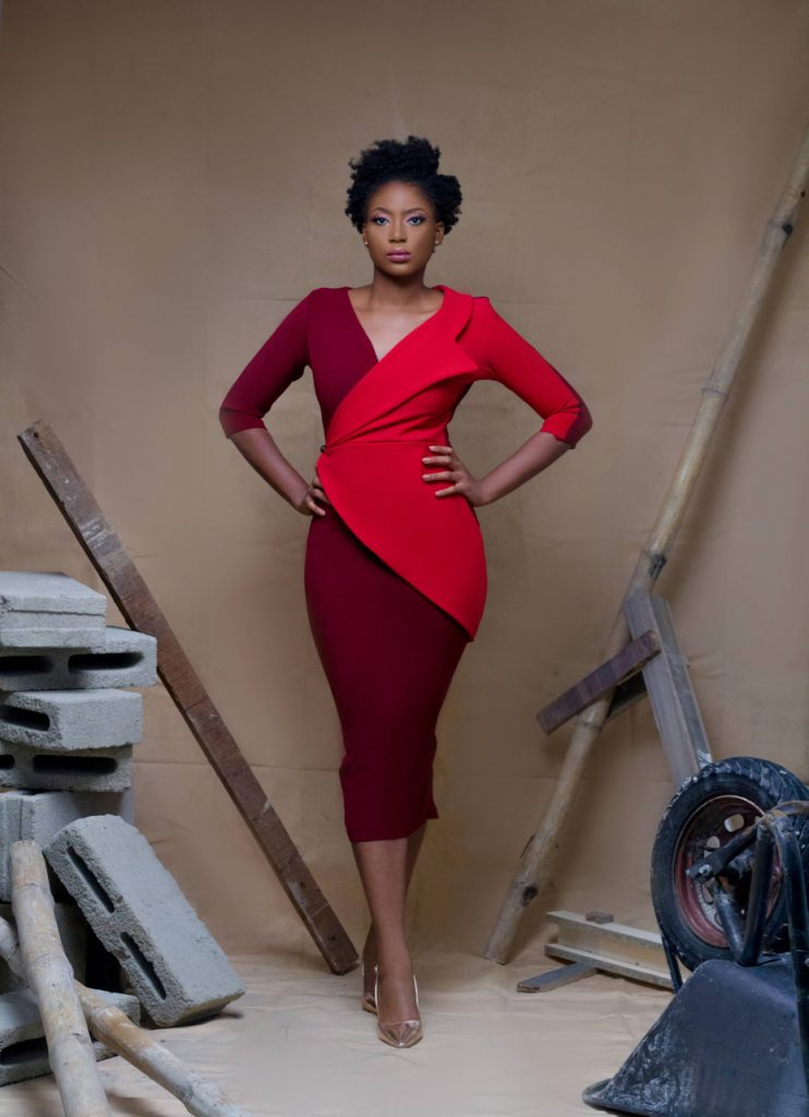 Want to dress to impress this festive season? check out Adey Soile new collection 7