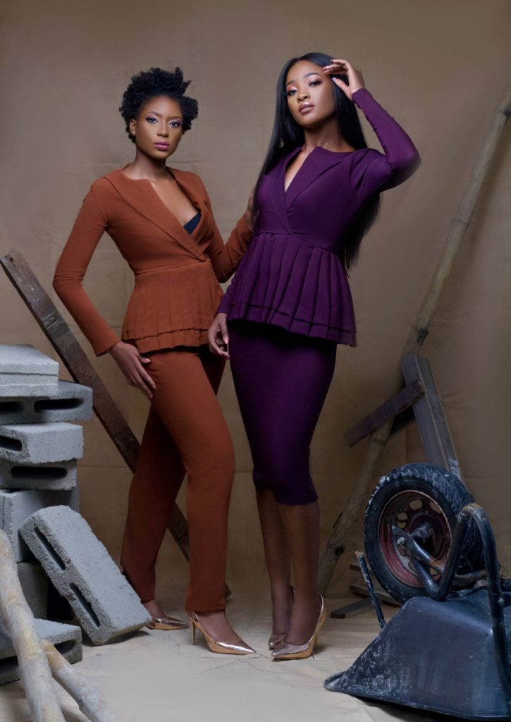 Want to dress to impress this festive season? check out Adey Soile new collection 11
