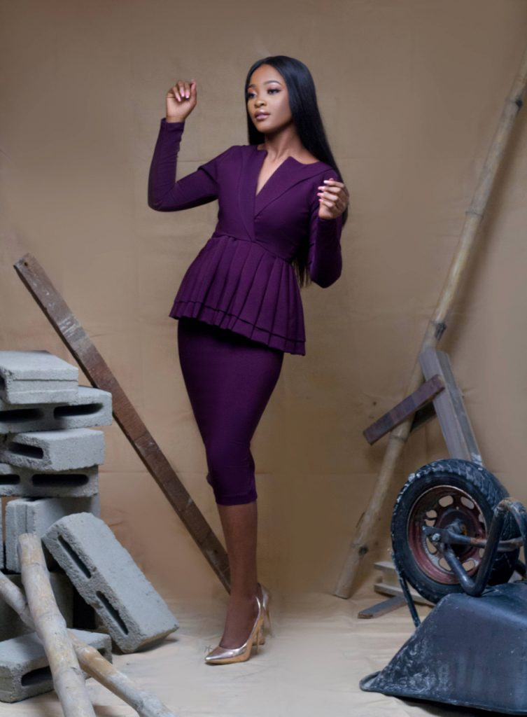 Want to dress to impress this festive season? check out Adey Soile new collection 9