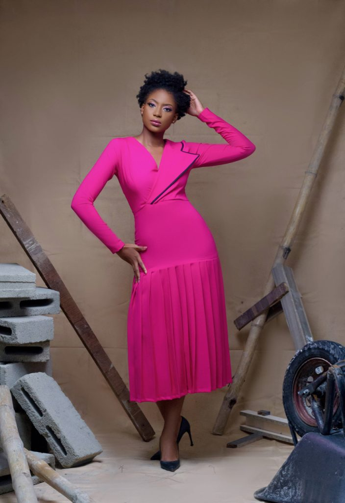 Want to dress to impress this festive season? check out Adey Soile new collection 5