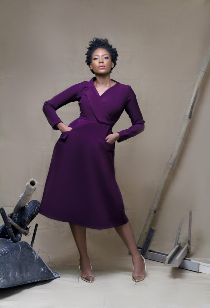 Want to dress to impress this festive season? check out Adey Soile new collection 18