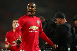 Manchester United to sign Odion Ighalo for £15m in the summer 74