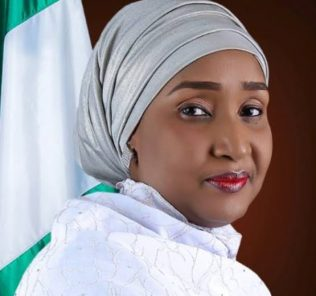 "Humanitarian affairs minister, Sadiya Farouq debunks reports claiming she said ""Igbos shouldn't expect money during COVID-19 lockdown because they want Biafra"" 41"