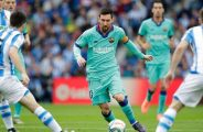 Barcelona vs Real Sociedad: possible line up and predicted score 38