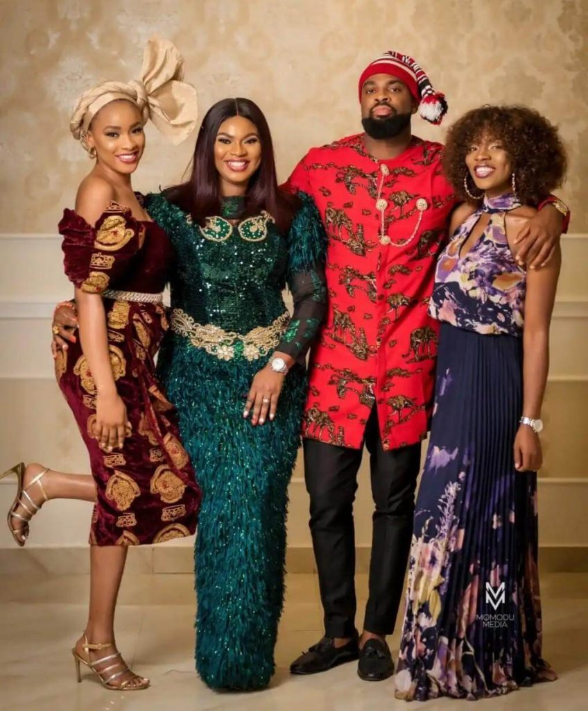BBNaija: Photos Of Prince's Beautiful Sisters Surface As He Celebrates 25th Birthday 3