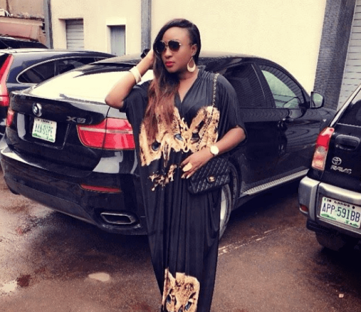 Have You Seen Ini Edo's Beautiful Mansions And Exotic Cars? Have A Look Now (photos) 3