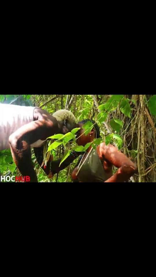 Osun police command confirms Kingtblakhoc's arrest; says he recorded a porn movie in an Osun-Osogbo shrine (photos) 1