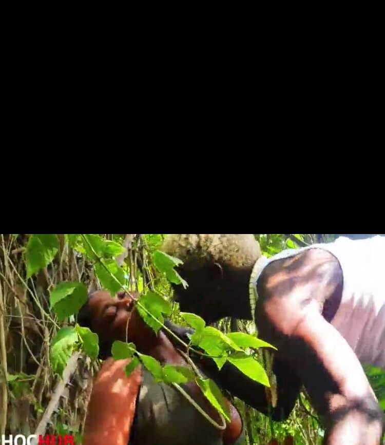Osun police command confirms Kingtblakhoc's arrest; says he recorded a porn movie in an Osun-Osogbo shrine (photos) 2